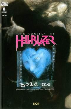 Copertina HELLBLAZER serie ristampa n.8 - HELLBLAZER, RW LION