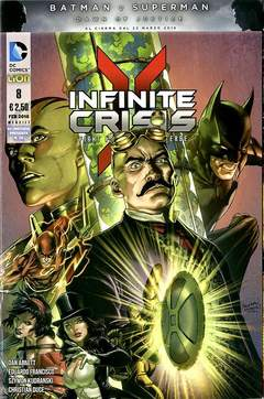 Copertina INFINITE CRISIS FIGHT FOR... n.8 - INFINITE CRISIS: FIGHT FOR THE MULTIVERSE, RW LION