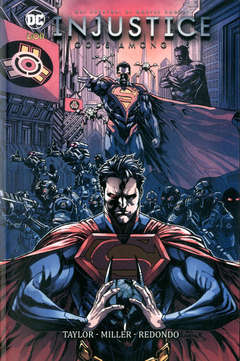 Copertina INJUSTICE GODS AMONG US V. Br. n.3 - INJUSTICE: GODS AMONG US, RW LION
