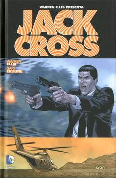 Copertina JACK CROSS Variant cover n. - WARREN ELLIS PRESENTA - Variant NARNIA 2013, RW LION