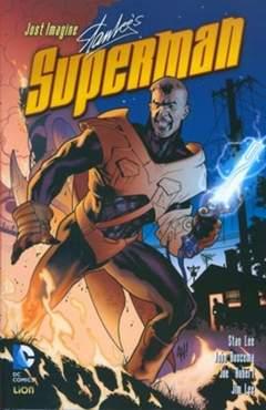 Copertina JUST IMAGINE STAN LEE DC n. - SUPERMAN, RW LION