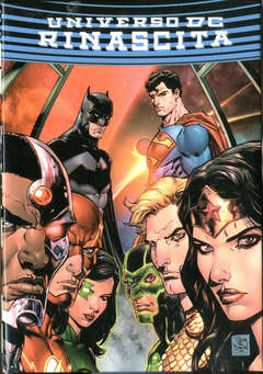 Copertina JUSTICE LEAGUE #75 Jumbo + Cof n. - JUSTICE LEAGUE 17 JUMBO Edition + Cofanetto, RW LION