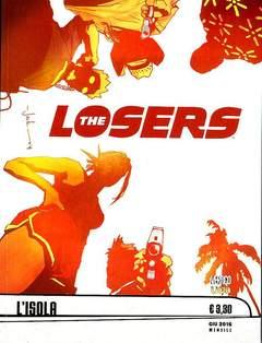 Copertina LOSERS n.3 - LOSERS, RW LION