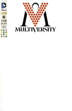 Copertina MULTIVERSITY #6 Variant n. - MULTIVERSITY #6 WHITE Variant, RW LION