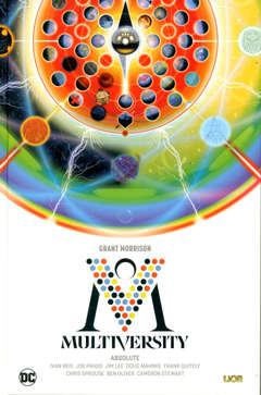 Copertina MULTIVERSITY Absolute n. - MULTIVERSITY ABSOLUTE EDITION, RW LION