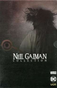 Copertina NEIL GAIMAN COLLECTION n. - BATMAN/HELLBLAZER/DEATH/SANDMAN + Slipcase, RW LION