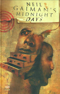 Copertina NEIL GAIMAN'S MIDNIGHT DAYS n. - NEIL GAIMAN'S MIDNIGHT DAYS, RW LION
