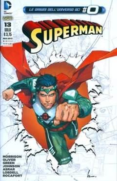 Copertina NEW 52 cofanetto II anno n.2 - SUPERMAN #13 Variant Cover, RW LION