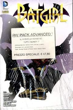 Copertina RW LION PACK n.4 - NEW FIDELITY PACK ADVANCED 2, RW LION