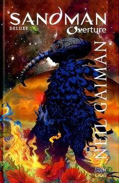 Copertina SANDMAN OVERTURE n. - SANDMAN OVERTURE, RW LION