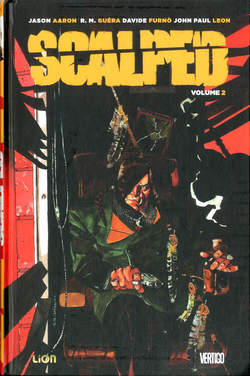 Copertina SCALPED Deluxe n.2 - SCALPED, RW LION
