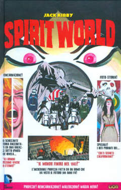 Copertina SPIRIT WORLD di JACK KIRBY n. - SPIRIT WORLD di JACK KIRBY, RW LION