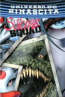 Copertina SUICIDE SQUAD #13 Jumbo + Cof. n. - SUICIDE SQUAD 13 Jumbo Edition + Cofanetto, RW LION