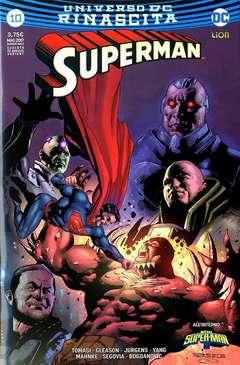Copertina SUPERMAN #10 Variant Cover n. - Variant CELEBRATIVA, RW LION