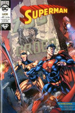 Copertina SUPERMAN #41 Variant Cover n. - SUPERMAN #41 Variant Cover, RW LION