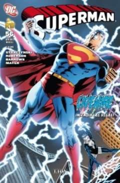 Copertina SUPERMAN 2007 n.56 - SUPERMAN, RW LION