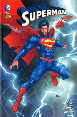 Copertina SUPERMAN 2012 Volume Bross. n.2 - SEGRETI E BUGIE, RW LION