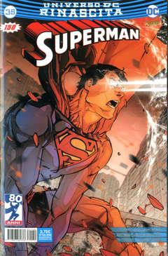 Copertina SUPERMAN n.35 - SUPERMAN, RW LION