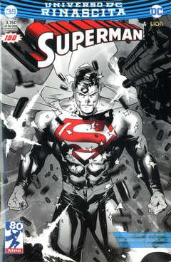 Copertina SUPERMAN #35 Variant Cover n.1 - Variant Cover di CARMINE DI GIANDOMENICO, RW LION