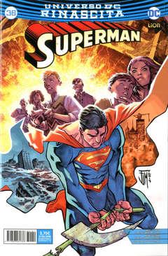 Copertina SUPERMAN n.36 - SUPERMAN, RW LION