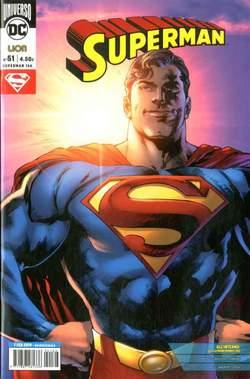 Copertina SUPERMAN n.51 - SUPERMAN, RW LION