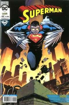 Copertina SUPERMAN n.52 - SUPERMAN, RW LION