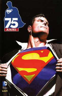 Copertina SUPERMAN 75 ANNI n. - SUPERMAN 75 ANNI, RW LION