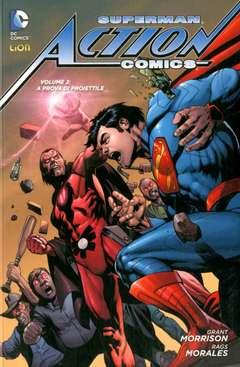 Copertina SUPERMAN ACTION COMICS Bross. n.5 - SUPERMAN ACTION COMICS, RW LION