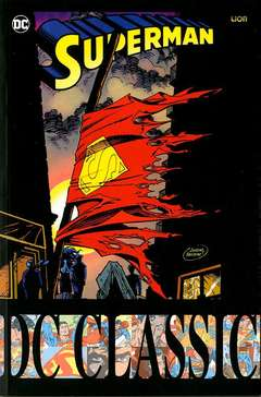 Copertina SUPERMAN CLASSIC n.17 - SUPERMAN CLASSIC, RW LION