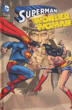 Copertina SUPERMAN CONTRO WONDER WOMAN n. - SUPERMAN CONTRO WONDER WOMAN, RW LION