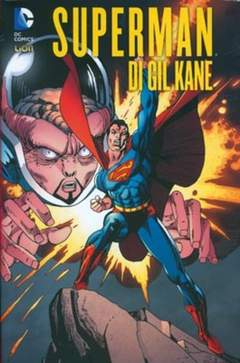 Copertina SUPERMAN DI GIL KANE (m2) n.1 - SUPERMAN DI GIL KANE, RW LION