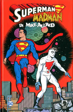 Copertina SUPERMAN DI MIKE ALLRED n. - SUPERMAN DI MIKE ALLRED, RW LION