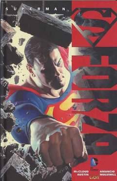 Copertina SUPERMAN FORZA n. - FORZA, RW LION