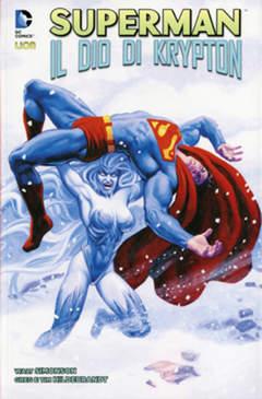 Copertina SUPERMAN IL DIO DI KRYPTON n. - IL DIO DI KRYPTON, RW LION