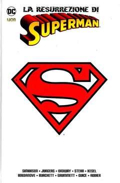 Copertina SUPERMAN LA RESURREZIONE n. - LA RESURREZIONE, RW LION