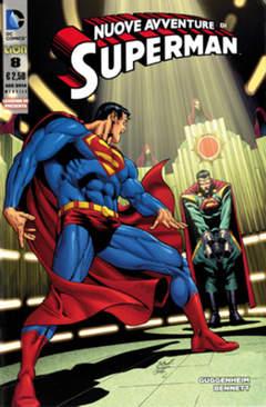 Copertina SUPERMAN LE NUOVE AVVENTURE... n.8 - LE NUOVE AVVENTURE DI SUPERMAN, RW LION