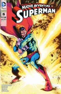 Copertina SUPERMAN LE NUOVE AVVENTURE... n.5 - SUPERMAN: LE NUOVE AVVENTURE DELL'UOMO D'ACCIAIO, RW LION