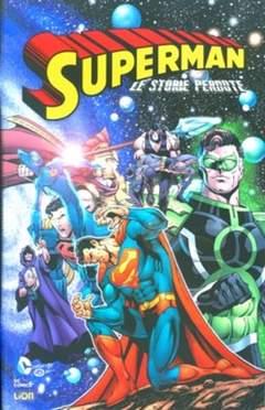Copertina SUPERMAN LE STORIE PERDUTE n. - LE STORIE PERDUTE, RW LION