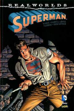 Copertina SUPERMAN REALWORLDS n. - REALWORLDS, RW LION