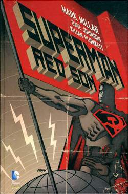 Copertina SUPERMAN RED SON Absolute n. - SUPERMAN: RED SON, RW LION