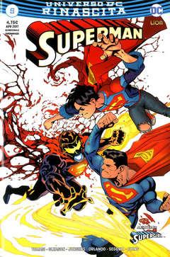 Copertina SUPERMAN Ristampa n.5 - SUPERMAN Ristampa            5, RW LION