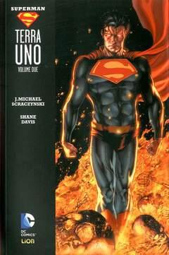 Copertina SUPERMAN TERRA UNO n.2 - SUPERMAN: TERRA UNO, RW LION
