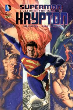 Copertina SUPERMAN L'ULTIMA FAMIGLIA DI KRYPTON RISTAMPA n. - L'ULTIMA FAMIGLIA - Riedizione, RW LION