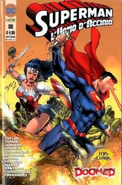Copertina SUPERMAN L'UOMO D'ACCIAIO n.30 - SUPERMAN L'UOMO D'ACCIAIO, RW LION