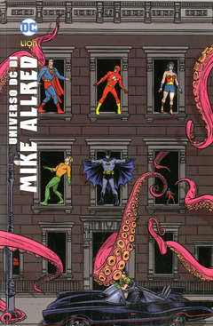 Copertina UNIVERSO DC DI MIKE ALLRED n. - UNIVERSO DC DI MIKE ALLRED, RW LION