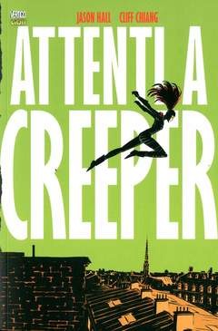 Copertina ATTENTI A CREEPER n. - ATTENTI A CREEPER, RW LION