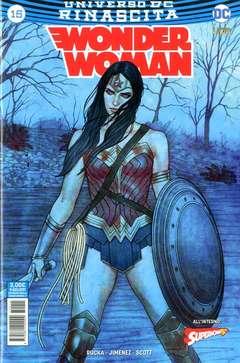 Copertina WONDER WOMAN n.15 - WONDER WOMAN, RW LION