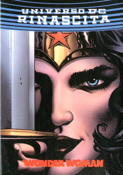 Copertina WONDER WOMAN #23 Jumbo + Cof. n. - WONDER WOMAN #23 Jumbo Edition + Cofanetto, RW LION
