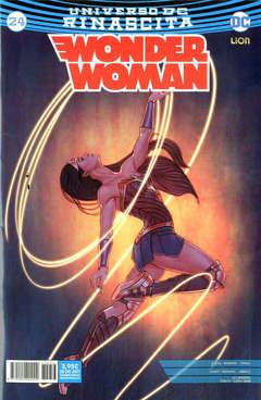Copertina WONDER WOMAN n.24 - WONDER WOMAN, RW LION