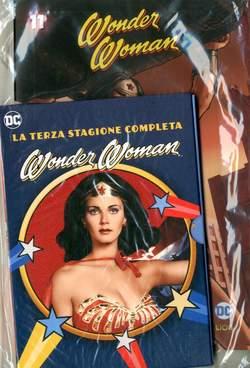 Copertina WONDER WOMAN '77 (DVD+Fumetto) n.11 - WONDER WOMAN '77, RW LION